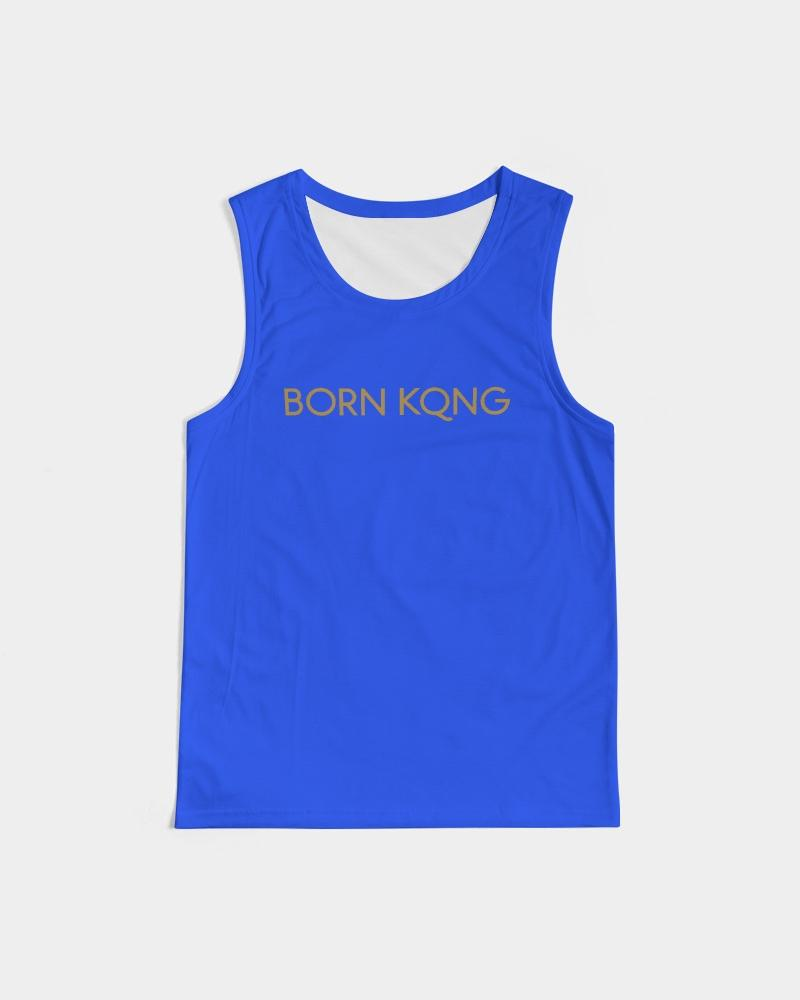 KQROWN'D APPAREL- LOGO Edition Men's Sports Tank - KQROWN'D APPAREL