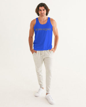 KQROWN'D APPAREL- LOGO Edition Men's Tank - KQROWN'D APPAREL