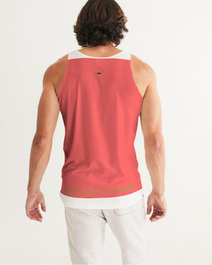 KQROWN'D Apparel - LOGO Edition Men's Tank - KQROWN'D APPAREL