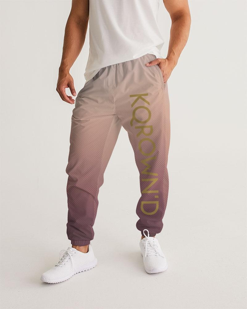 KQROWN'D Apparel - LOGO Edition Men's Track Pants - KQROWN'D APPAREL