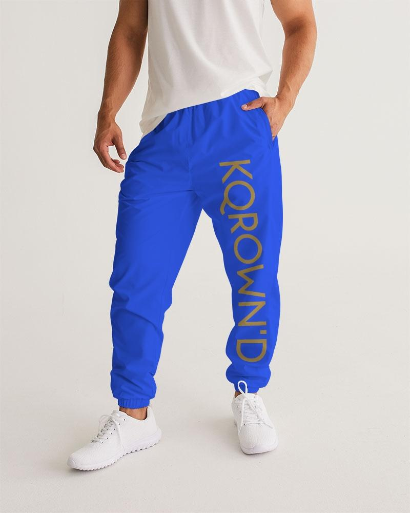 KQROWN'D APPAREL- LOGO Edition Men's Track Pants - KQROWN'D APPAREL