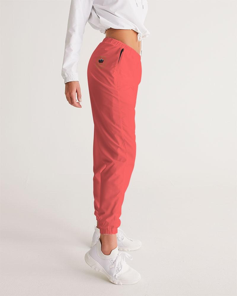 KQROWN'D Apparel - LOGO Edition Women's Track Pants - KQROWN'D APPAREL