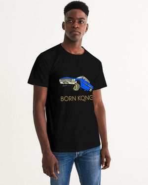 KQROWN'D APPAREL - LOWRIDER Edition Men's Graphic Tee - KQROWN'D APPAREL