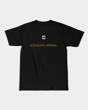 KQROWN'D APPAREL - MASK Edition Men's Graphic Tee - KQROWN'D APPAREL