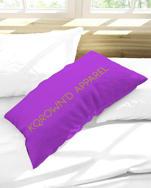 KQROWN'D APPAREL - SLEEPING KQNG Edition King Pillow Case - KQROWN'D APPAREL