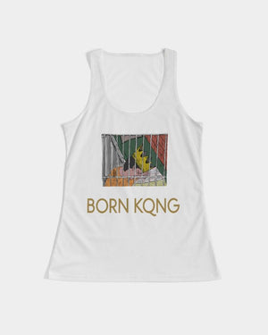KQROWN'D KQNG - LOCKED UP Edition Women's Tank - KQROWN'D APPAREL