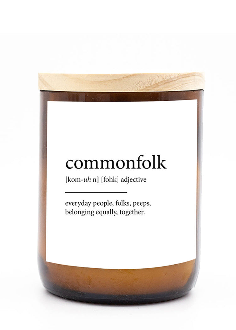 Commonfolk Candle