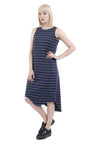 One in Eight Dress - Navy