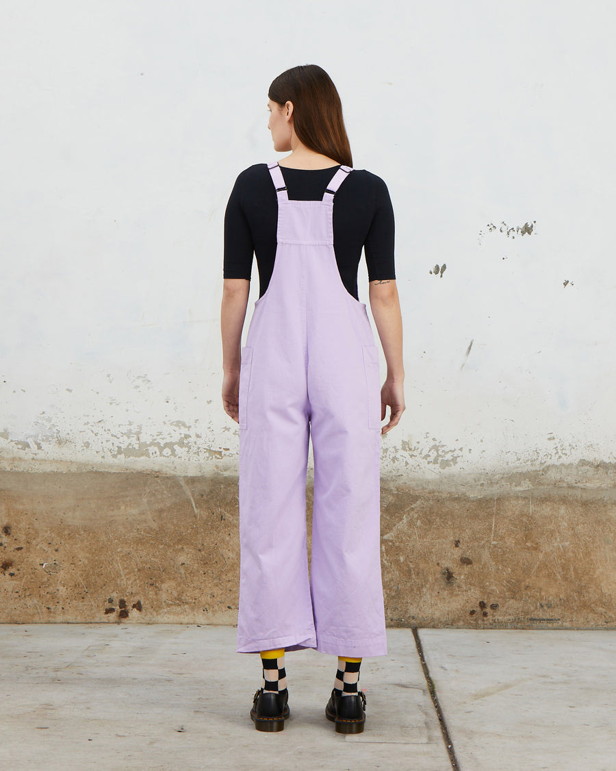 OVERALL JUMPER - LILAC