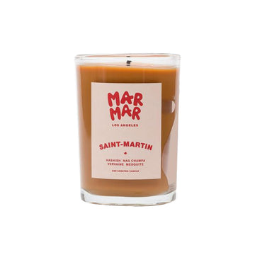 SAINT MARTIN - COCONUT WAX CANDLE