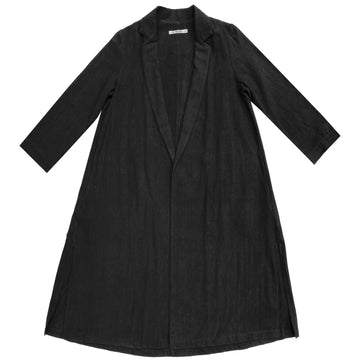 NOTCH JACKET - BLACK
