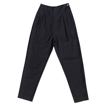 FANCY PANT - BLACK