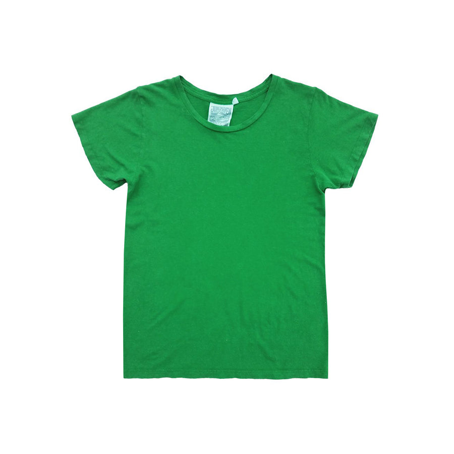LOREL TEE - KELLY GREEN