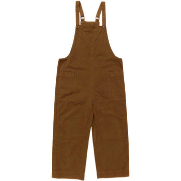 OVERALL JUMPER - COPPER