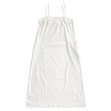 SQUARE DRESS - CREAM