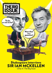 Big Issue Magazine 1190 (01 Feb 2016)