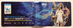 Oystercard Wallet  Barclays ATP World Tour Tennis Finals 2012 New