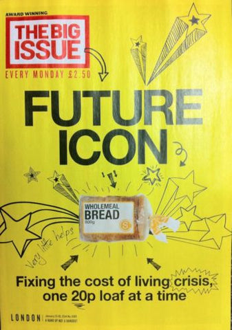 Big Issue Magazine Bob Crow Plus The Rise Of Community Shops