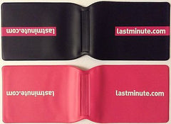 Oystercard Wallet  Lastminute.com  Set Of 2 (Pink And Black)