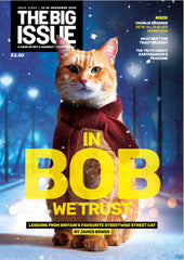 Big Issue Magazine 1333 (12 Nov 2018)