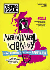 Big Issue Magazine 1330 (22 Oct 2018)