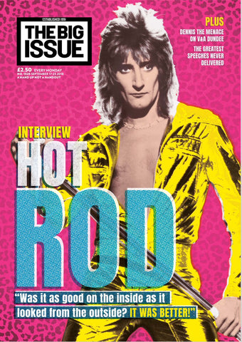 Big Issue Magazine 1325 (17 Sep 2018)