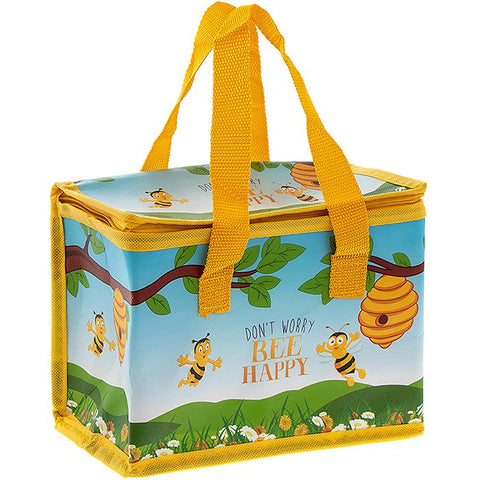 Bee Happy Lunch Bag