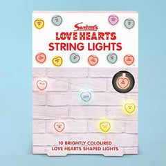 Swizzels Love Hearts String Lights