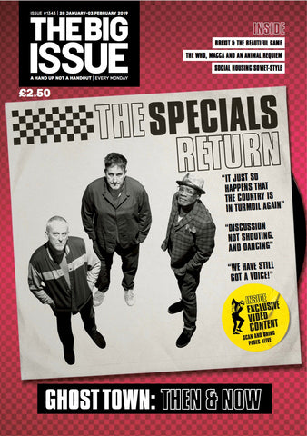 Big Issue Magazine 1343 (28 Jan 2019)