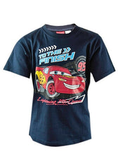 Boys Disney Cars Tshirt Ages 10/18mths  2/3 4/5 6/7
