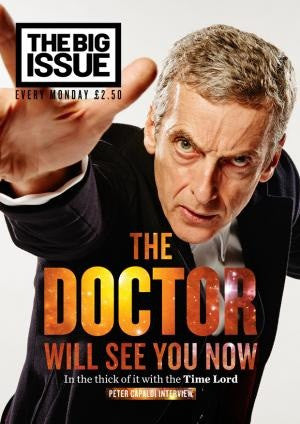 Big Issue Magazine Issue 1115 (11 August 2014)