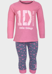 Girls 1D One Direction Pyjamas