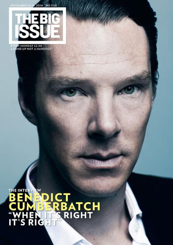 Big Issue Magazine 1128 (10 November 2014)