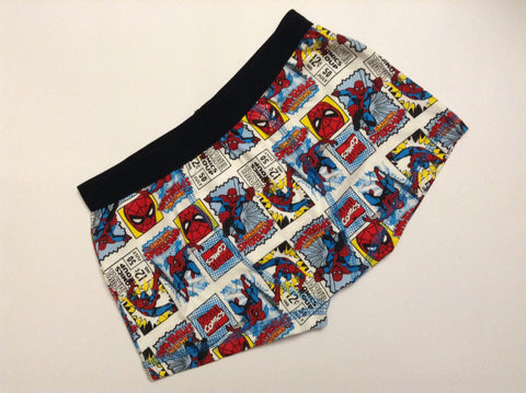 Boys Spiderman Boxerbriefs Boxer Shorts
