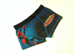 Boys Spiderman Boxer Shorts