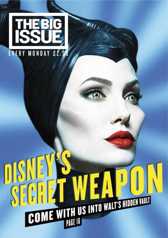 Big Issue Magazine Issue 1104 (26 May 2014)