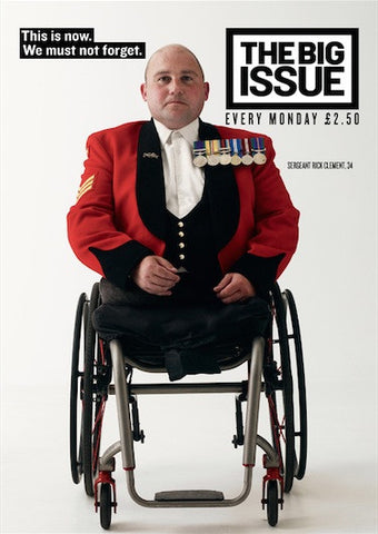 Big Issue Magazine 1127 (03 November 2014)