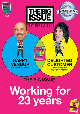 Big Issue Magazine 1122 (29 September 2014)