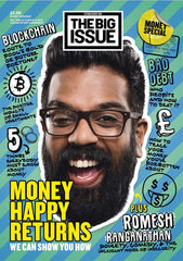 Big Issue Magazine 1328 (08 Oct 2018)