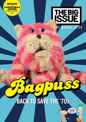 Big Issue Magazine 1123 (06 October 2014)