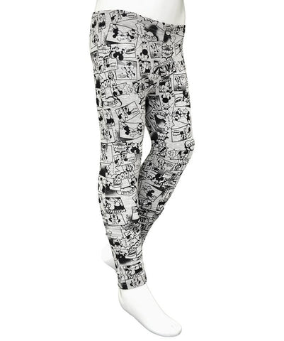 Girls Disney Minnie Mouse Leggings ~ Ages 2-12