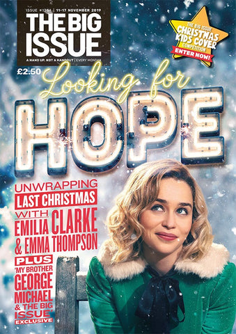 Big Issue Magazine 1384 (11 Nov 2019)
