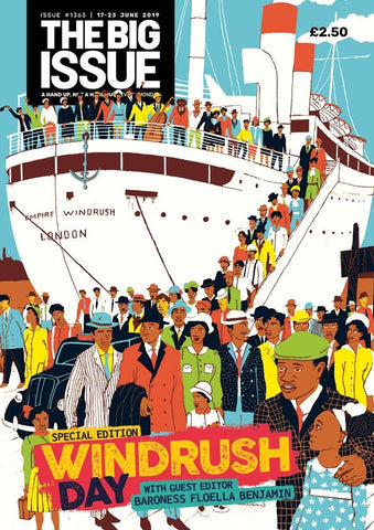Big Issue Magazine 1363 (17 Jun 2019)