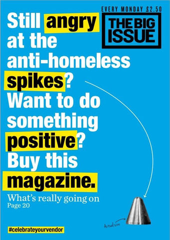 Big Issue Magazine Issue 1107 (16 Jun 2014)
