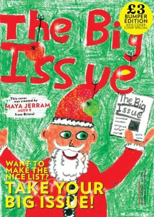 Big Issue Magazine 1132 (08 December 2014)