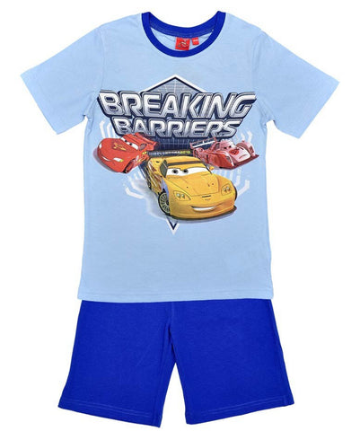 Boys Disney Pixar Cars Shortie Pyjamas Set