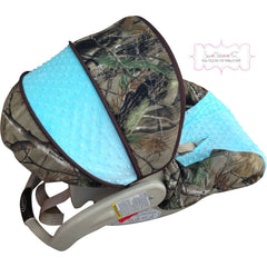 Camouflage Infant Car Seat Cover