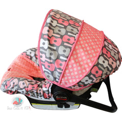 Petal Guitars Infant Car Seat Cover