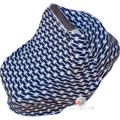 Car Seat Cozy™- Tomahawk Stripe