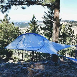 Suspended Tree Tent